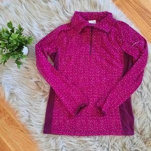Columbia Fleece 1/4 Zip Pullover